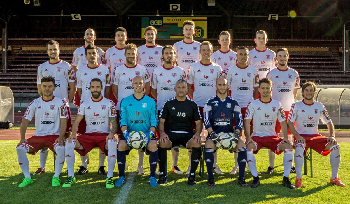 1. Mannschaft Saison 2016/17