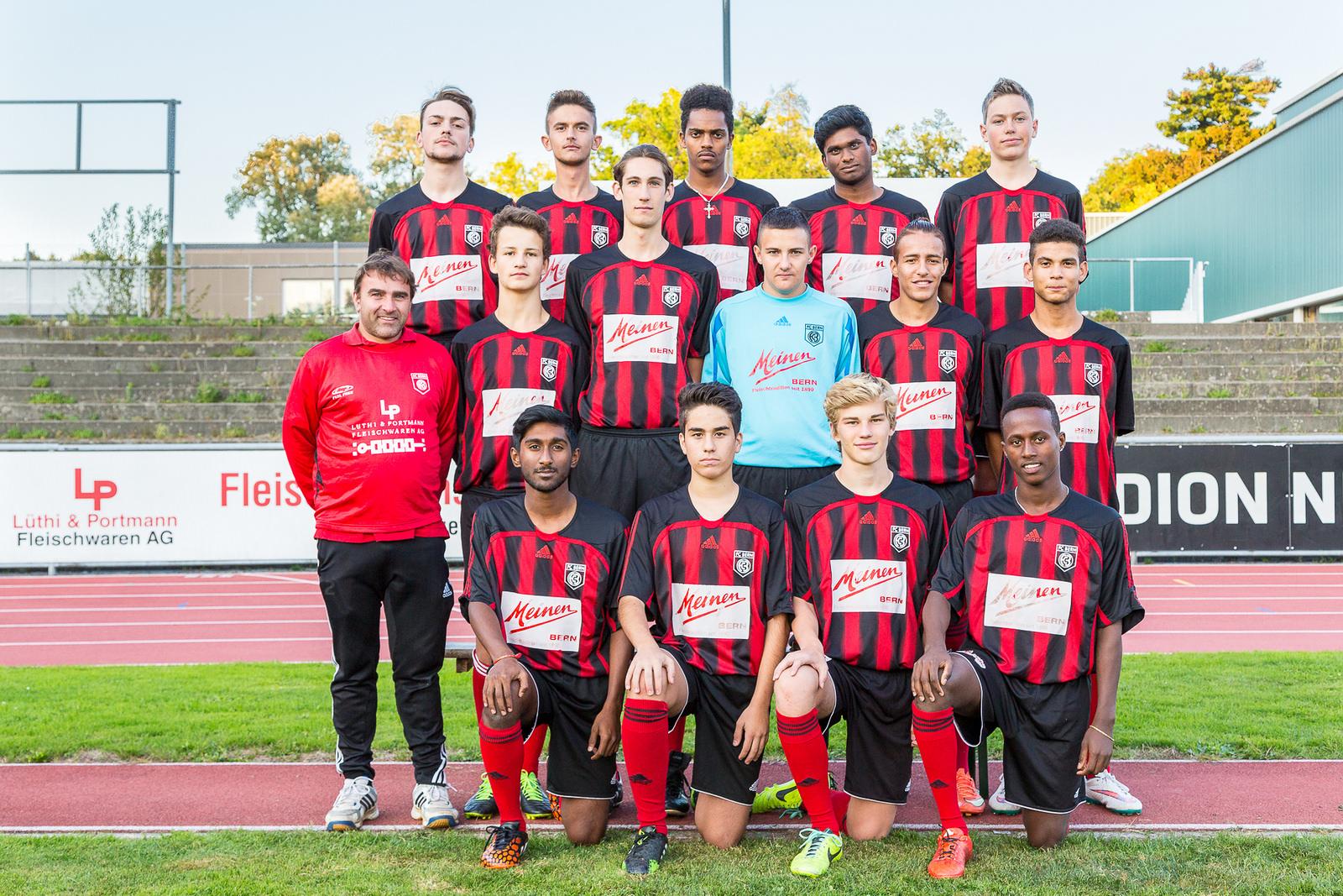 A-Junioren Saison 2015/16