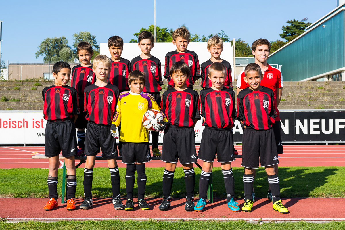 Fa Junioren 2015/16