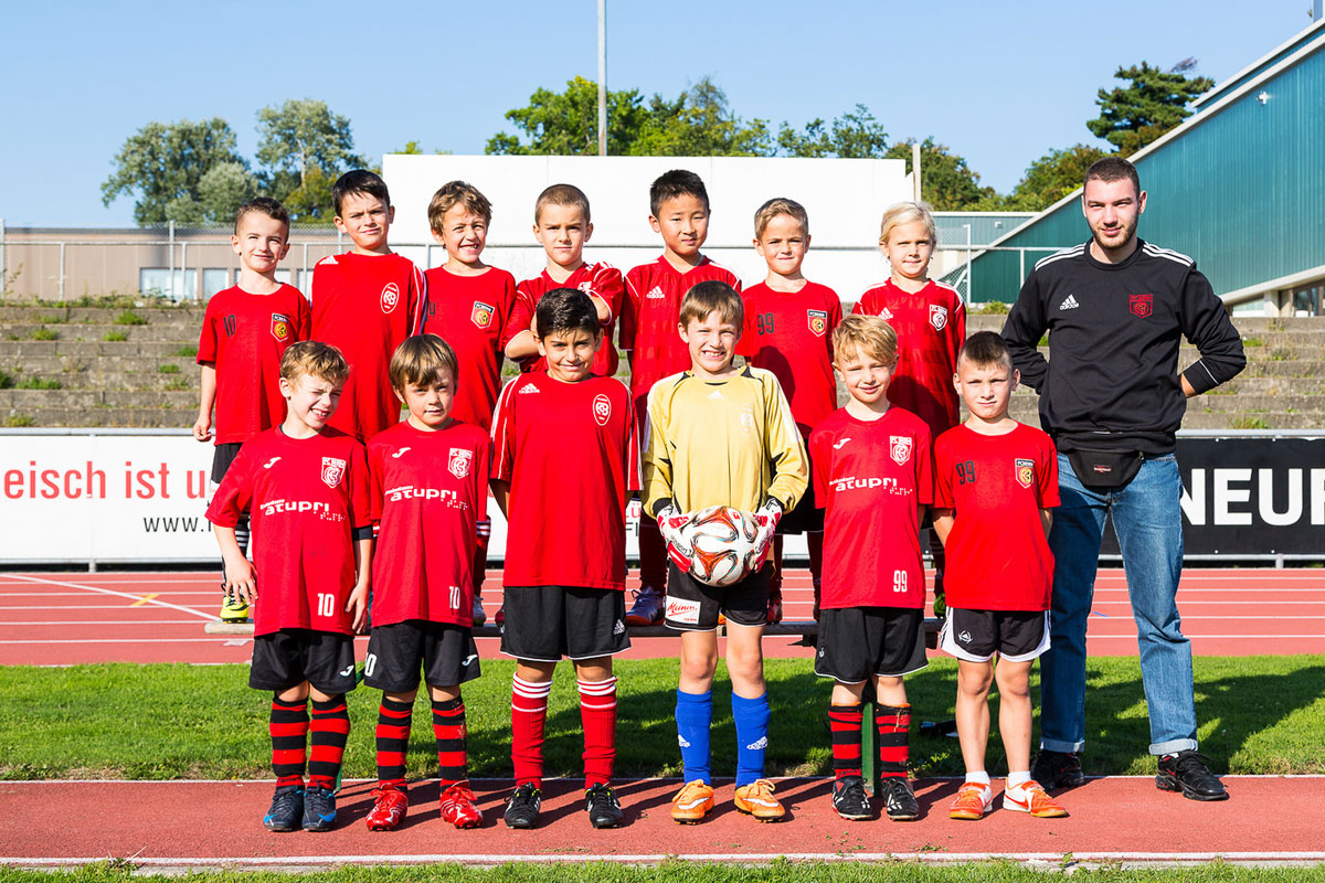 Fb Junioren Saison 2015/16
