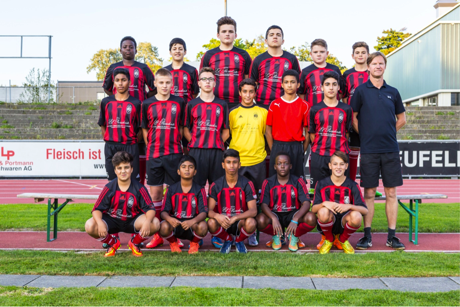 Junioren Cb, Saison 2015/16